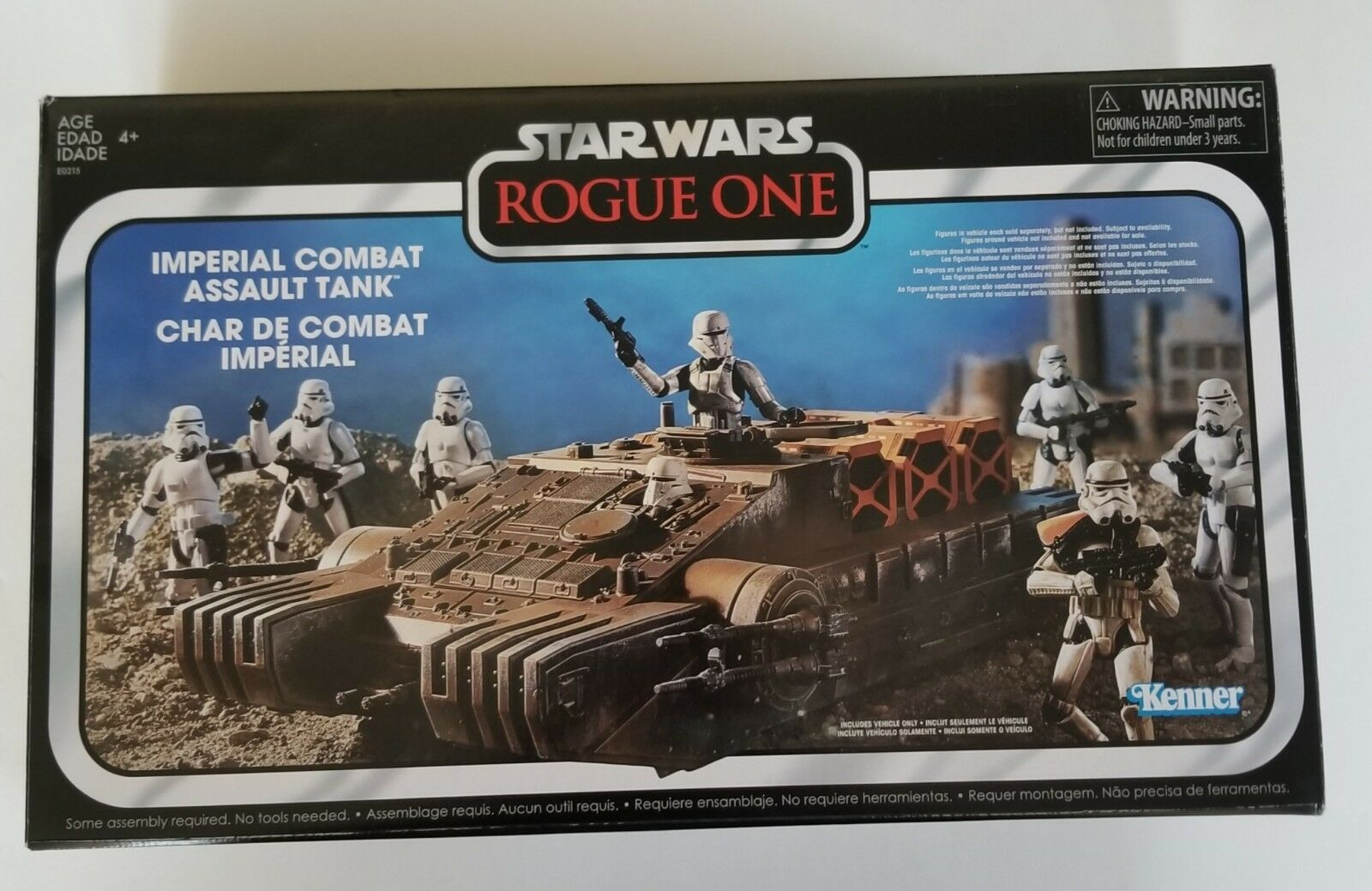 Star wars  the vintage collection imperial gegen angriff panzer 3.75in.neue tvc