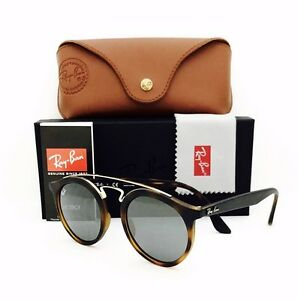 4840d82506 New Ray Ban Sunglasses RB 4256 6092 6G Gatsby I Tortoise Grey 49•20 ...