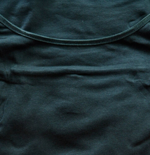 Adjustable Long  Cami  No Bra Tunic Tank TOP S-XL