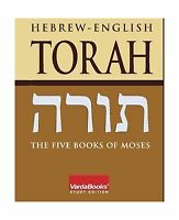 Hebrew-english Torah: The Five Books Of Moses (hebrew Edition) Free Shipping