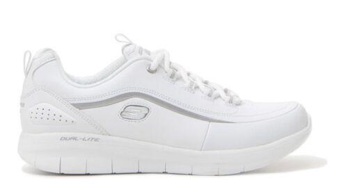 Donna Sportive 2 0 Ginnastica Scarpe Wsl Skechers 12933 Sneakers Synergy Bianco Y0OBqP