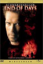 Brand New DVD End of Days Arnold Schwarzenegge Gabriel Byrne Kevin Pollak