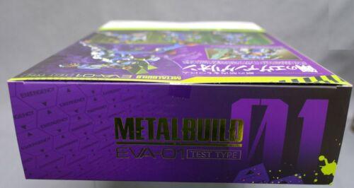 Construction métallique Evangelion Eva-01 Type de test Bandai Spirits Japan Nouveau (en stock)