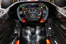 MCLAREN MERCEDES MP4-26 FORMULA 1 F1 RACE CAR COCKPIT POSTER PRINT 24x36