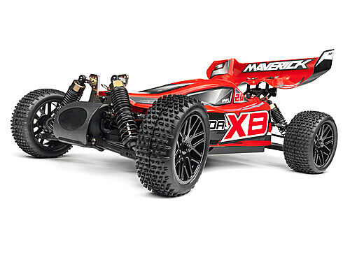 HPI Maverick STRADA XB BRUSHLESS Racing Buggy 1//10 RTR RC Car MV12621