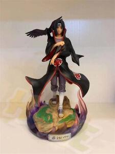 Anime-Naruto-Shippuden-Akatsuki-Uchiha-Itachi-1-7-PVC-Figure-Statue-33cm-Toy-New