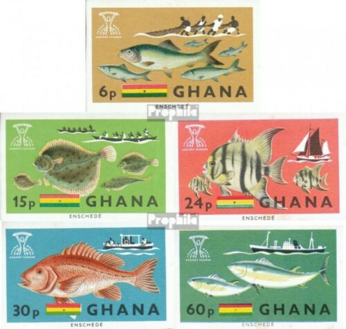 Ghana 261B I265B I complete.issue. unmounted mint never hinged 1966 Hunger