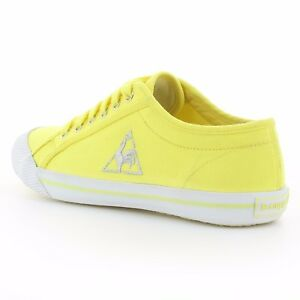 ab7054f6bf44 LE COQ SPORTIF Deauville Fluo Women s Shoes 1310843  Size 4.5 (USA ...