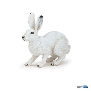 ARCTIC-HARE-Replica-50226-New-for-2017-FREE-SHIP-USA-w-25-Papo-Products