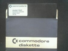 Test disk x Commodore 64 Floppy disk originale