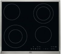 Touch Control Ceramic Hob With Two Fexible Zones Aeg Hk634021xb Boxed