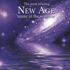 The Most Relaxing New Age Music in the Universe by Various Artists (CD, Oct-2005, 2 Discs, Denon Records)