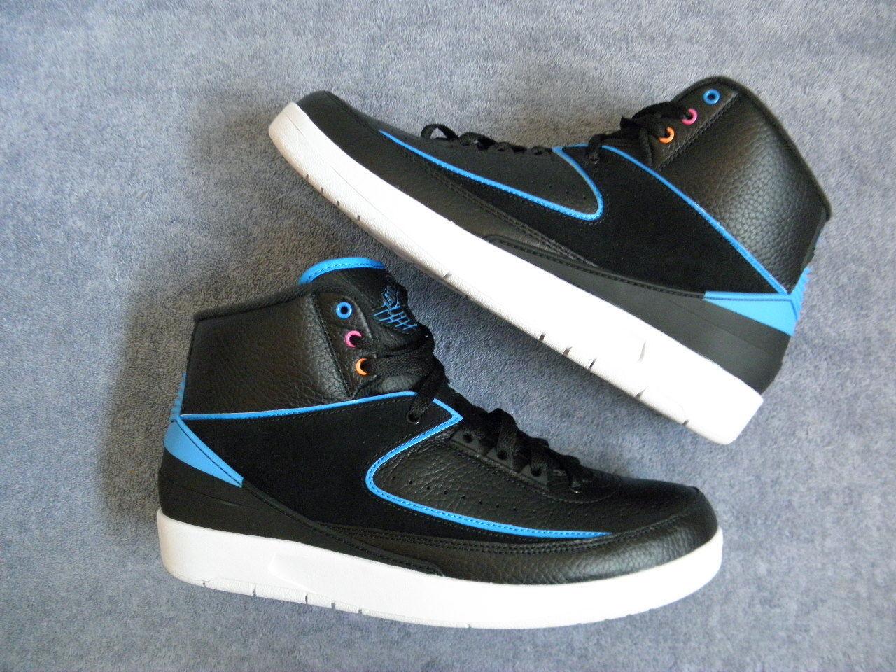 Nike Air Jordan Ii 2 Retro radio dtrt hacer lo correcto radio Retro Raheem ds nuevo e38808