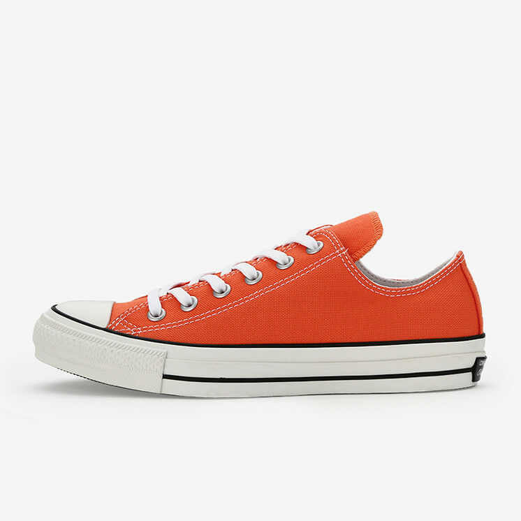 CONVERSE ALL STAR 100 FarbeS OX Orange Chuck Taylor Limited Japan Exclusive