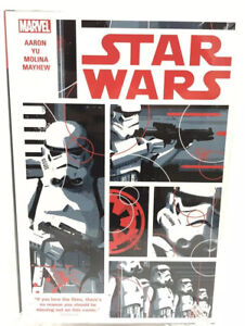 Star-Wars-Vol-2-Aaron-Collects-15-25-Annual-1-Marvel-Comics-New-HC-Hardcover
