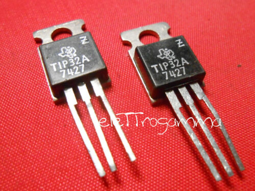 2PZ X TIP32A TIP 32 A