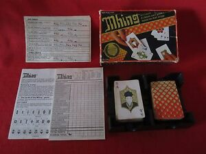 1983-VINTAGE-MHING-CARD-GAME-BASED-ON-THE-GAME-OF-MAH-JHONG-COMPLETE-WELL-LOVED