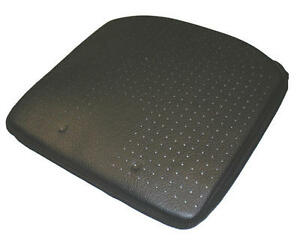 Image Is Loading Luxury Wedge Car Seat Cushion Leather Look Improves