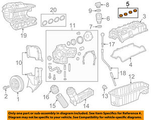 fiat oem 12 17 500 engine parts valve cover seal 68166329aa ebay 1969 fiat 500 wiring diagram image is loading fiat oem 12 17 500 engine parts valve