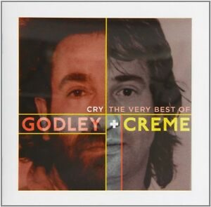 Godley-amp-Creme-Cry-The-Very-Best-of-New-CD-UK-Import