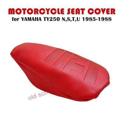 YAMAHA TY50 TY50M TY80  600mm long SEAT COVER /& STRAP  CORRECT PATTERN UK /& EU