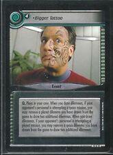Star Trek CCG In A Mirror Darkly RARE 13R23 Bigger Tattoo
