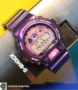 "Casio G-Shock DW-6900 Custom ""CC-6"""