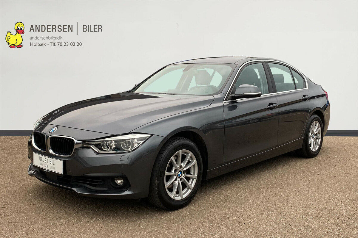 BMW 320i 2,0 Executive aut. 4d