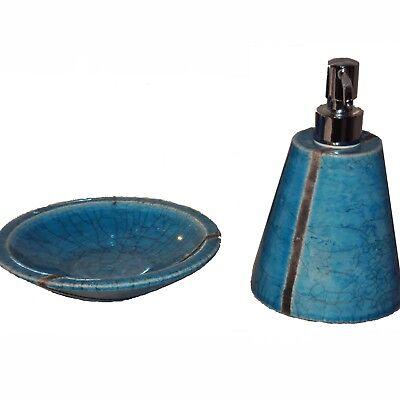 Marmores Accessori Bagno.Accessori Da Bagno Da Appoggio Set Kobe In Ceramica