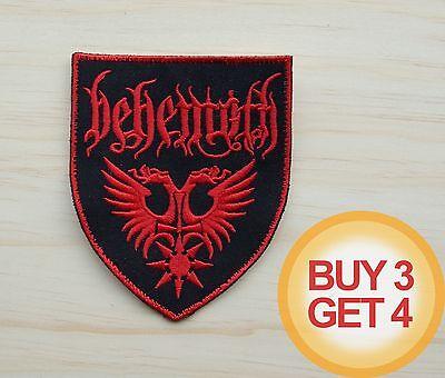 BEHEMOTH S RD PATCH,BUY3GET4,BELPHEGOR,VADER,MORBID ANGEL,NILE,BLACK DEATH METAL
