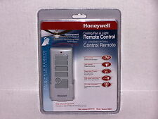 Honeywell 40011 Universal Ceiling Fan & Light Remote Control, BRAND NEW / SEALED