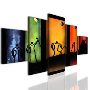 Dettagli su Quadri etnici stampe moderne su tela quadro moderno arredamento  etnico #a16