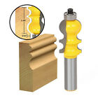1/2'' Shank Shaker Rail & Stile Router Bit Woodworking Carpenter Chisel Cutter