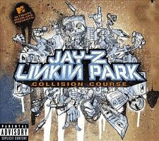 Jay-Z/Linkin Park - Collision Course [PA] [Digipak] (CD, Nov-2004, 2 Discs, War