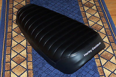 Harley Davidson Amf 1974 1976 Sx175 Sx250 Replacement Seat Cover Ebay