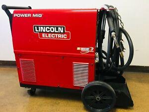 Lincoln Power Mig 350mp Welder Push Model K2403 2 Ebay