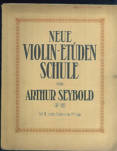 Arthur-Seybold-Neue-VIOLIN-ETUDEN-SCHULE-OP-182-Heft-2