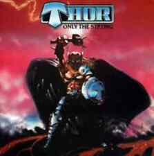 Thor-Only the Strong  CD with DVD NEW