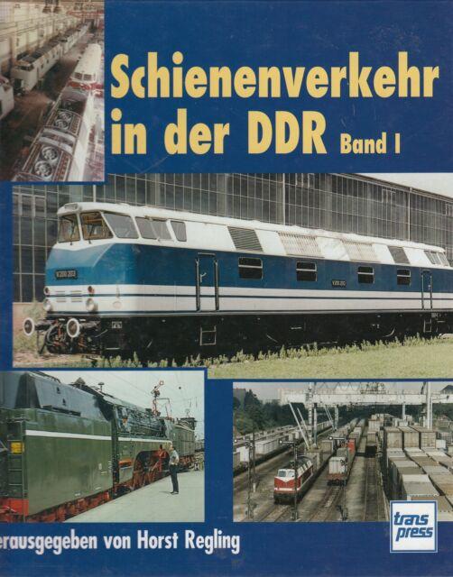= Schienenverkehr in der DDR Band 1 =