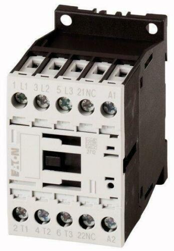 EATON Electric Leistungsschütz DILM9-01 42V50HZ, 48V60HZ