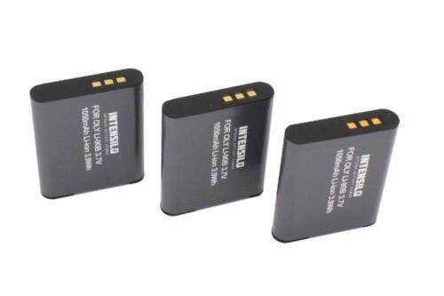 1.050mah batería para olympus tough tg-2 3st