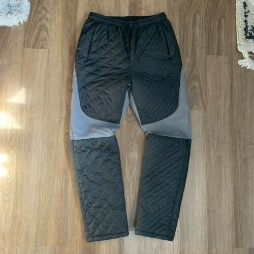 Asics X Kiko Kostadinov Quilted Techno Pants Black