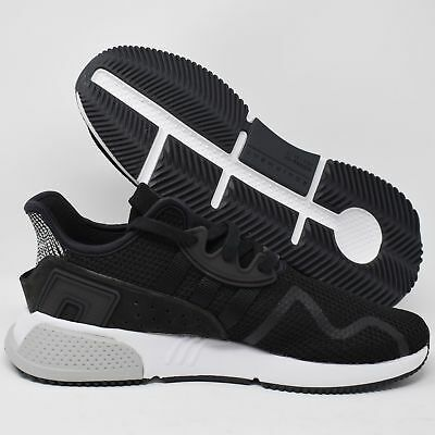 c1c05408d23e Adidas EQT Cushion ADV BY9506 Mens Athletic Shoes Black   White