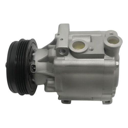 RYC Remanufactured AC Compressor and A//C Clutch IG353