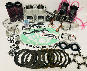 Details about Banshee 421 4mm Hotrods Wiseco Cheetah Serval Cub Complete  Big Bore Stroker Kit