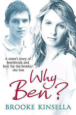 """1 of 1 - """"AS NEW"""" Why Ben?: A Sister's Story of Heartbreak and Love for the Brother She L"""