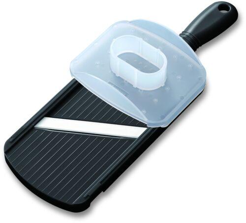 Black Kyocera Ceramic Double Edge Slicer