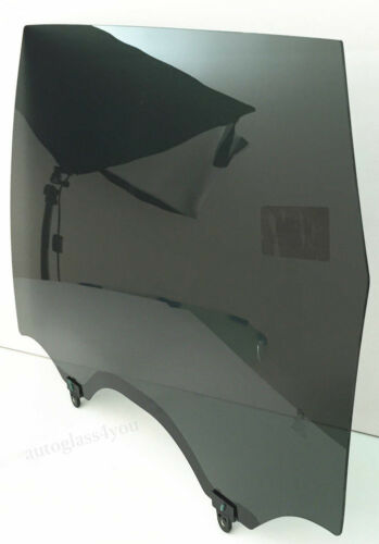 For 2009-2014 Nissan Murano 4-DR Utility Rear Door Window Glass Driver//Left Side