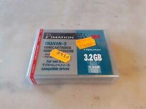 Unité de Ruban Travan-3 3.2 GB Cartouche Imation
