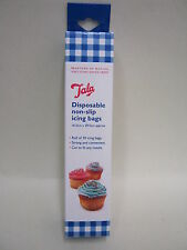 New Tala Disosable Non-Slip Icing Bags Blue Roll Of 30 9925